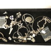 QTY SILVER JEWELLERY - 280 GRAMS