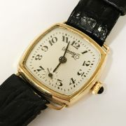 18CT GOLD LADIES WRISTWATCH BY EBERHARD
