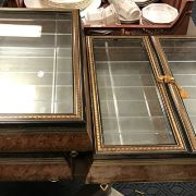 3 FREE HANGING WALL CABINETS