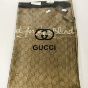 GUCCI LADIES SCARF - NEW WITH TAG