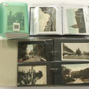 COLLECTION OF POSTCARDS INCL. LOCAL VIEWS ETC