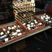 QTY OF WINES & CHAMPAGNES