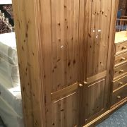 PINE DOUBLE CABINET BY PINETUM