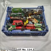 COLLECTION OF DIE CAST VEHICLES